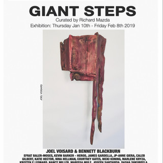 Giant Steps, show card