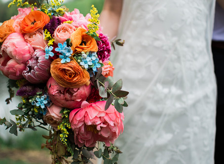 A sweet family boho elopement redo in Prospect Park in Brooklyn
