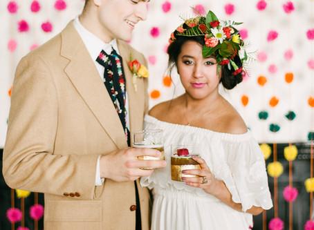 Colorful & Spiritual Guatemalan Wedding Inspiration