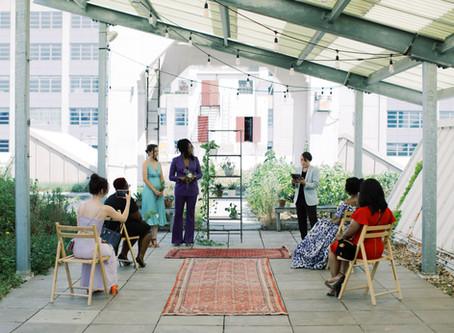 Little Gem Micro Weddings: Celebrating Pride 2020 at the Brooklyn Grange