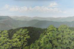 View from Pisgah Pass