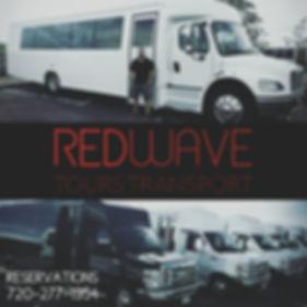 REDwav Tours and Transport company