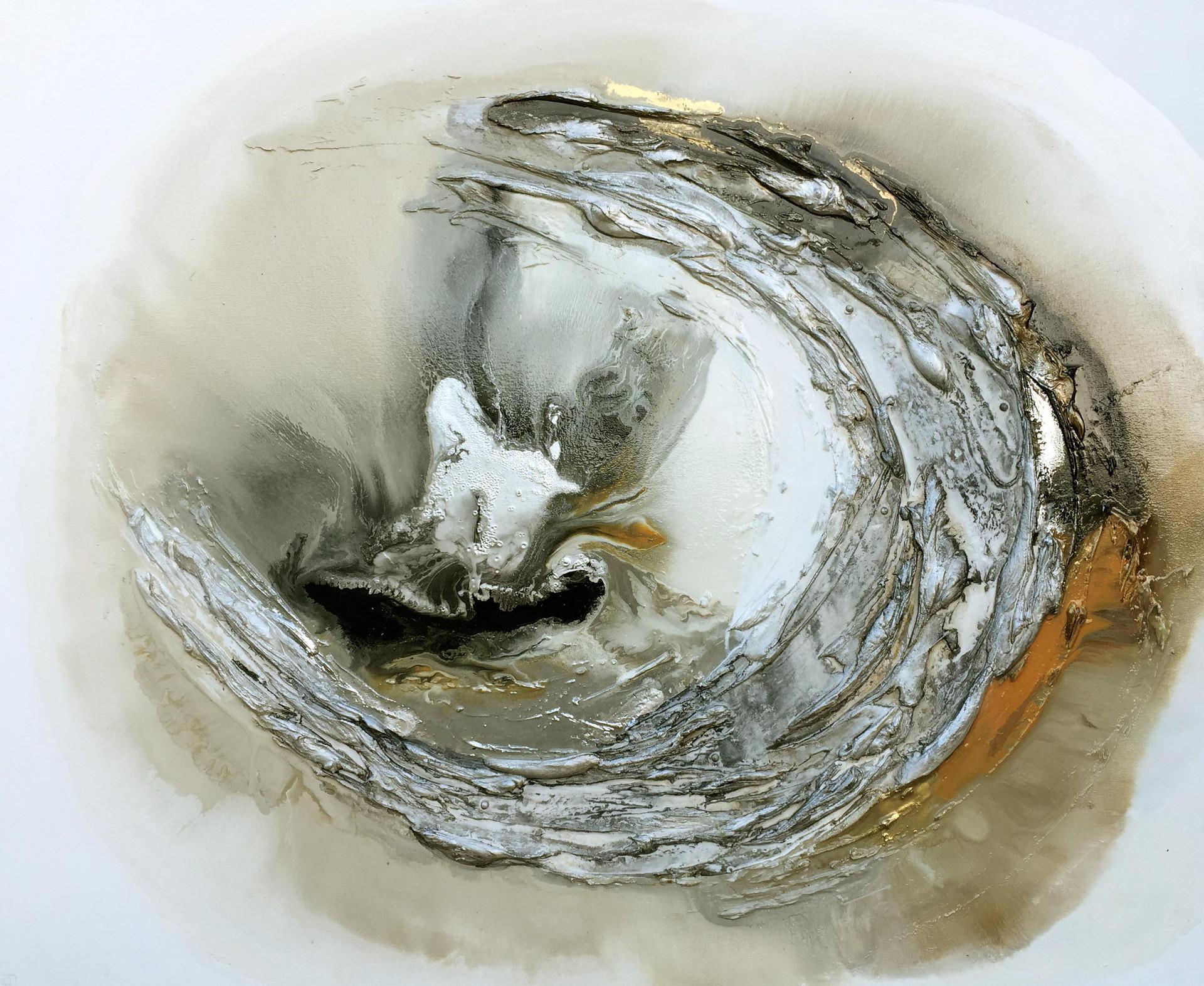 Ochre Oyster