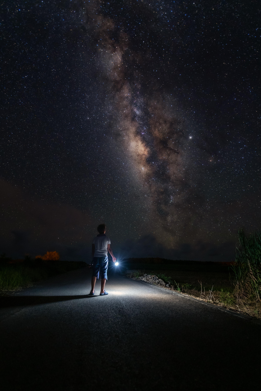 波照間島の夜