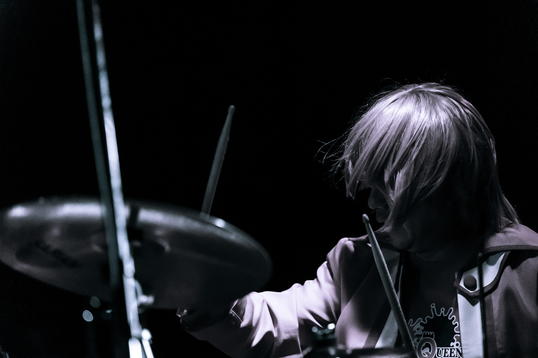 drummer : Shinichi Fukuyama