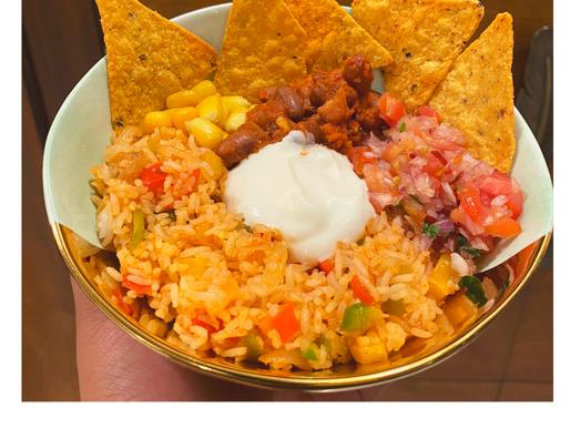 Burrito Bowl🥙