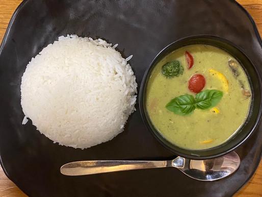 Green Thai Curry🍲