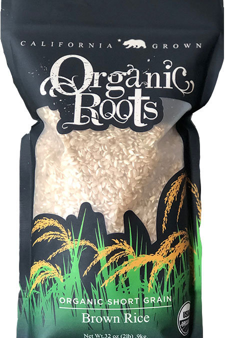 Brown Rice, Organic