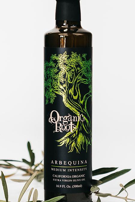 Organic California Extra Virgin Olive Oil