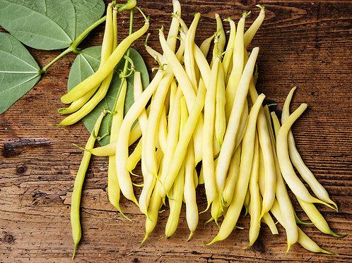 Yellow Wax Beans, Organic