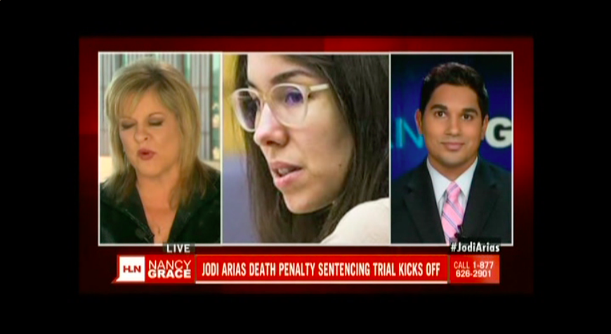 Jodi Arias Death Penalty Trial