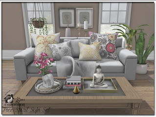 Free Spirit Sofa Set re-visited