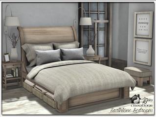 Earthtone Bedroom