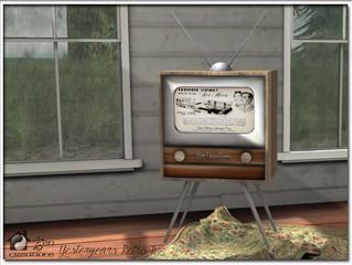 Yesteryears Vintage Tv