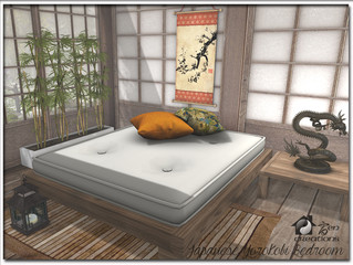 Japanese Yorokobi Bedroom Revisited