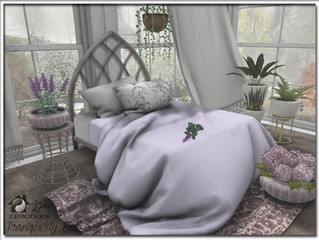 Tranquility Bed Set Updated and Revisited