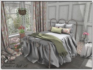 Romance Bed Set re-visited