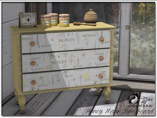 Honey Made Side Board