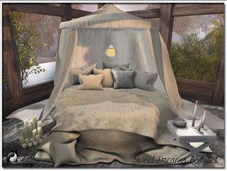 Sweet Dreams Bed Set
