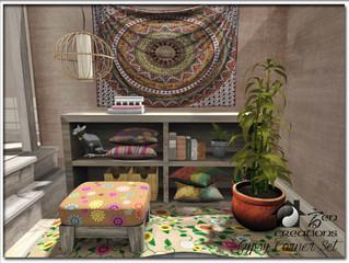 Gypsy Corner Set
