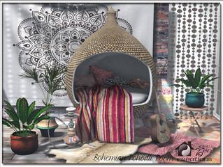 Bohemian Pohodli Pod Room