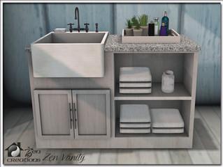 Zen Vanity - Marketplace 50L PROMO