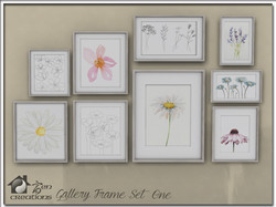 Gallery Frame Set One