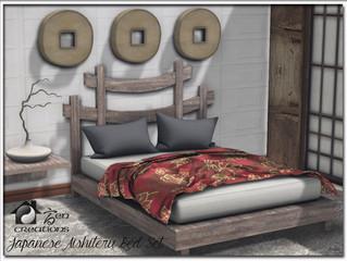 Japanese Aishiteru Bed Set