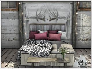 Woodland Bed Set