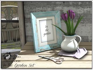 In the Garden Decor Set