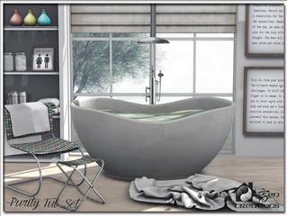 Purity Tub Set