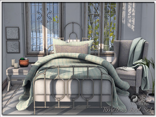 Timeless Bed Set