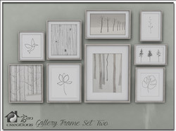 Gallery Frame Set Two