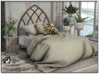 Tranquility Bed Set