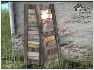 Yesteryears Vintage Old Rustic Doors