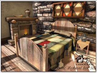 Zen's Rustic Medieval Furniture Debut !