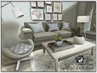 Contempo Livingroom