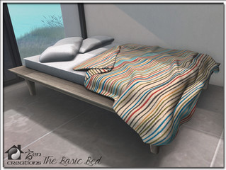 The Basic Bed