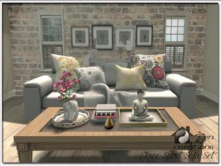Free Spirit Sofa Set