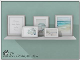 Art Shelf Sets