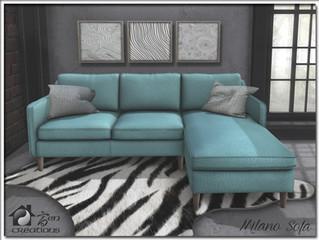 Milano Adult or Family Sofas