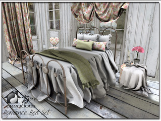 Romance Bed Set