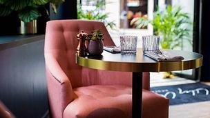 Hôtel **** Beauchamp restaurant architecte d'intérieur Roque Intérieurs