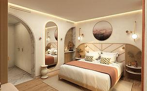 Hôtel ***** Maison Albar Colmar architecte d'intérieur Roque Intérieurs