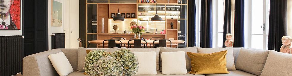 Appartement Luxe Paris Roque Interieurs