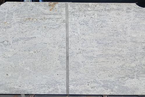 White Ice 2cm Polished