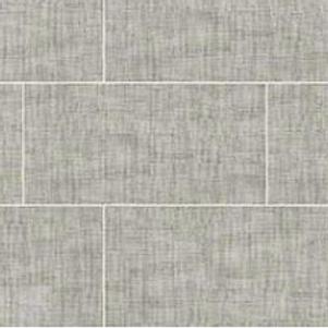 Tektile - Crosshatch Gray