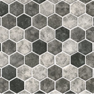Urban Tapestry Hexagon 6mm