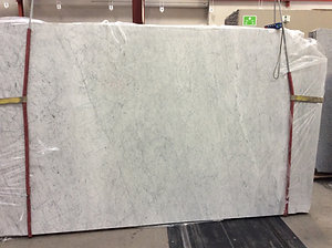 Carrera White 2cm Polished 126x75