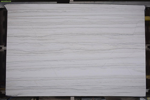 White Macaubas 2cm Polished